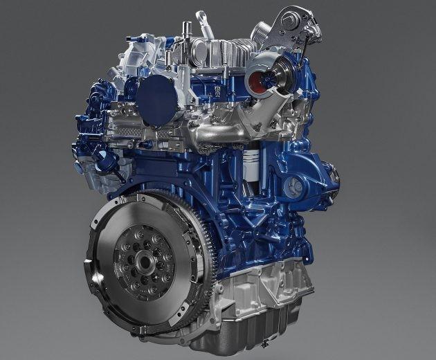 柴油引擎也Downsize!Ford发布全新一代的2.0L柴油引擎Ecoblue!