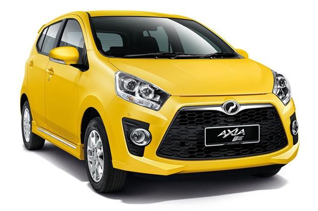 Perodua日后将不再Rebadge Daihatsu/Toyota车型!