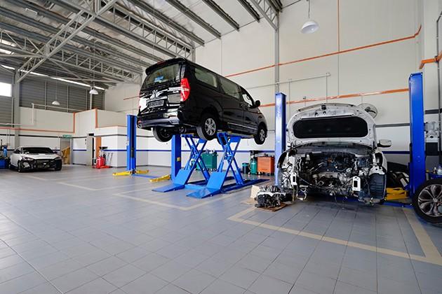 Hyundai马六甲2S GDSI中心正式开幕!