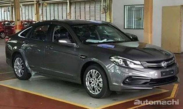 上市前曝光!Proton Perdana 2016清晰照现身!
