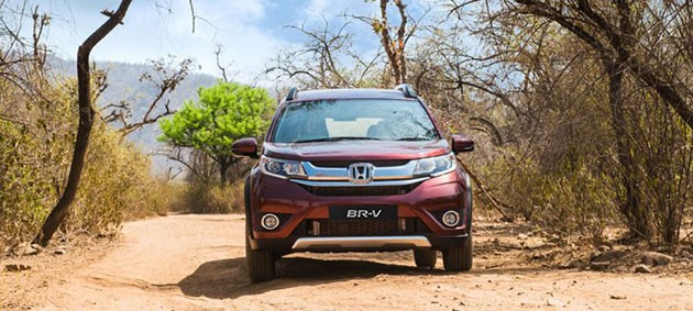 追加柴油动力!Honda在印度市场发布BR-V 1.5L柴油版!