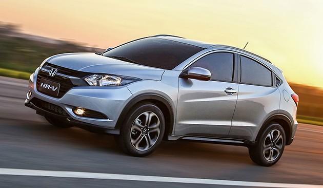 HR-V还是太大?Honda将开发定位小于HR-V的SUV!