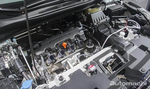 北京车展直击!Honda XR-V帅气登场!
