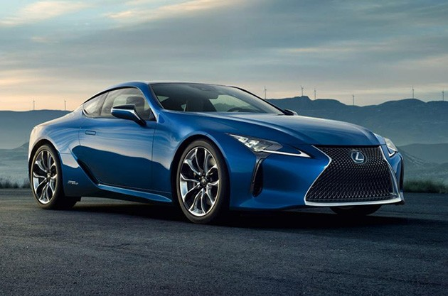 最致力发展环保的豪华厂商!Lexus Hybrid全球累计销量突破100万辆!