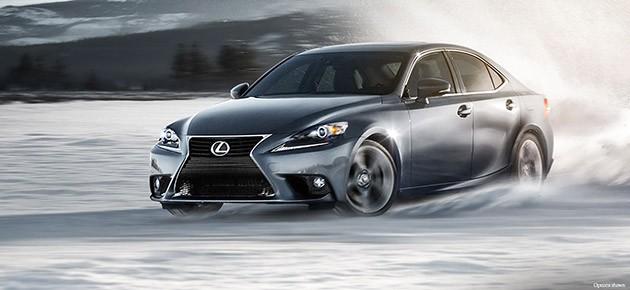 北京车展抢先报:Lexus IS小改款将会现身北京车展!