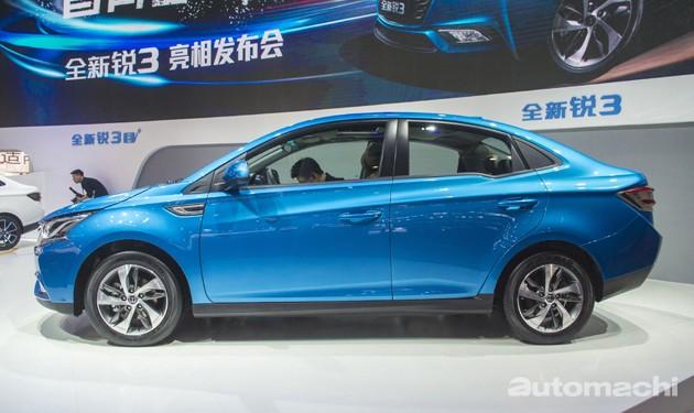 2016北京车展直击:最高科技的B-Segment!Luxgen S3正式发表!