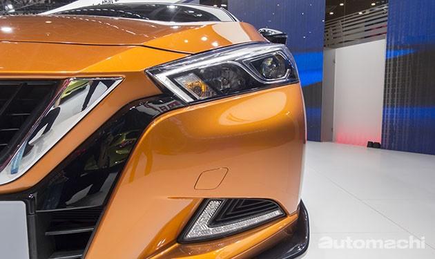 2016北京车展直击:Nissan Lannia蓝鸟经典复活!