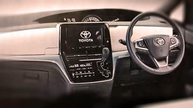 Toyota Estima二度小改将在5月7号在正是在日本接单!