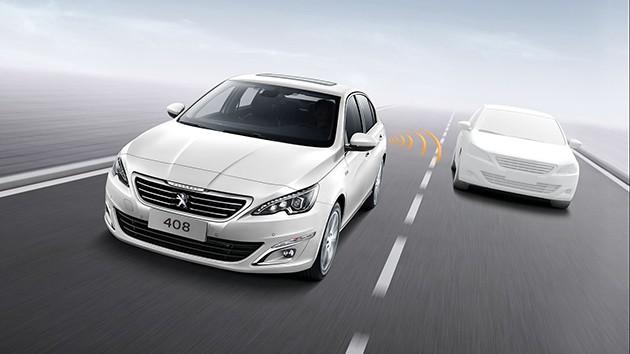 全新Peugeot 408正式公开预订!