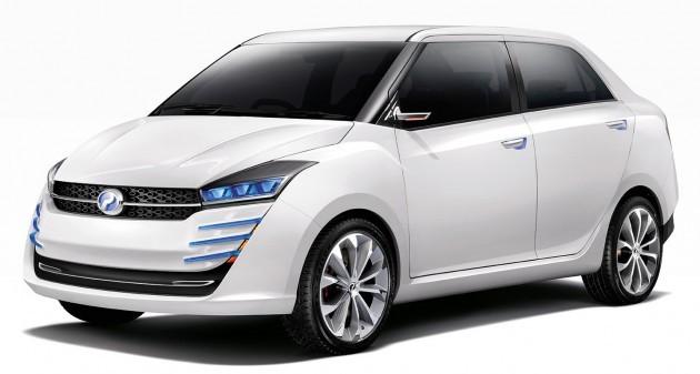 Perodua Axia Sedan顶级版或将搭载ESC和免车匙启动!