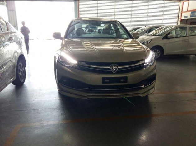 发布前再冲刺!Proton Perdana 2016再现身!