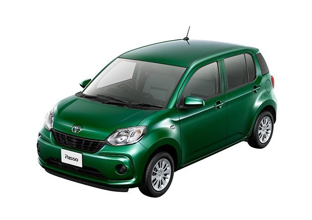 全新Toyota Passo正式发布!第三代Myvi的雏形?