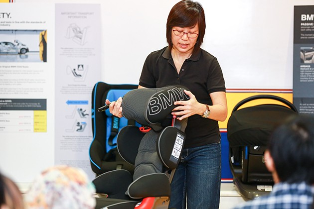 BMW Malaysia推介第3届宝马360°安全活动