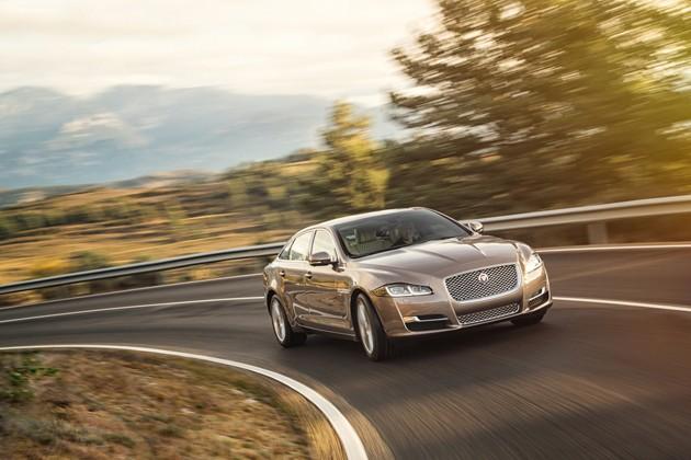 英伦奢华新旗舰!Jaguar正式推介全新的XJ大型房车!
