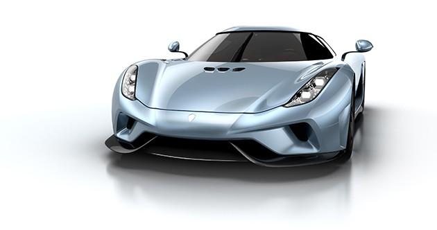 1.6L涡轮428hp!Koenigsegg推出全新世代引擎!