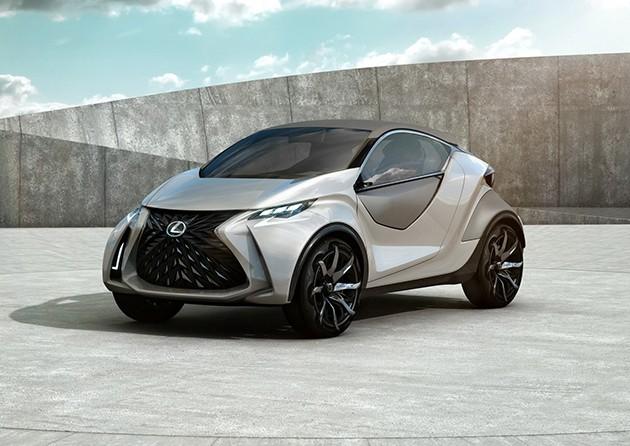 Lexus将以小型SUV来取代CT200h!