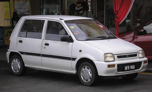 经典车款回顾:大马国民车Perodua Kancil 灵鹿!