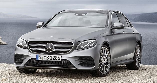 Mercedes-Benz全新E Class即将登陆我国,价格从RM 368,888起跳!