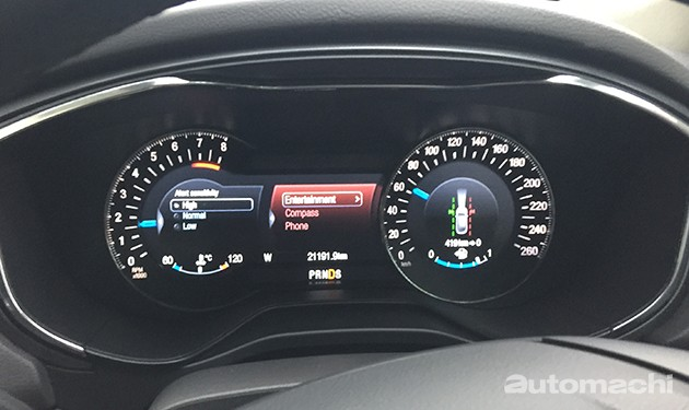 Ford Mondeo 2.0 Ecoboost,超乎想象的舒适!
