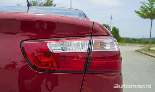 Kia Rio Sedan,马来西亚市场性价比最高B-Segment房车!