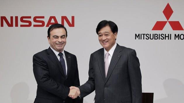 Nissan考虑收购Mitsubishi 34%的股份!