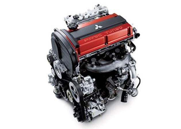 经典引擎回顾:Lancer Evolution的最好搭档4G63T!