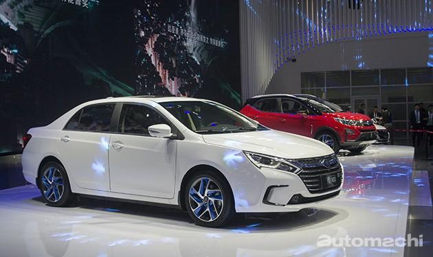 从山寨到自主开发!看中国汽车业的蓬勃发展!