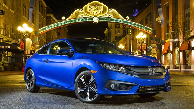 两门更帅气!Honda Civic FC Coupe广告出炉!