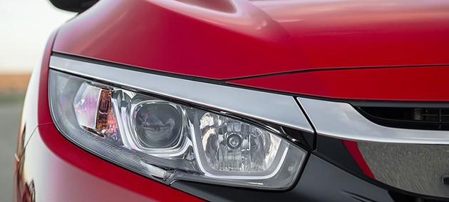 上市在即!让我们看看Honda Civic FC和FB有什么不同!