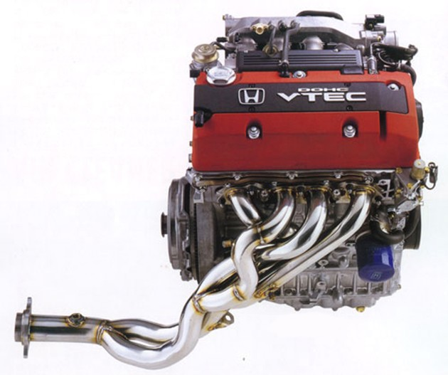 经典引擎回顾:自然进气之王Honda F20C!