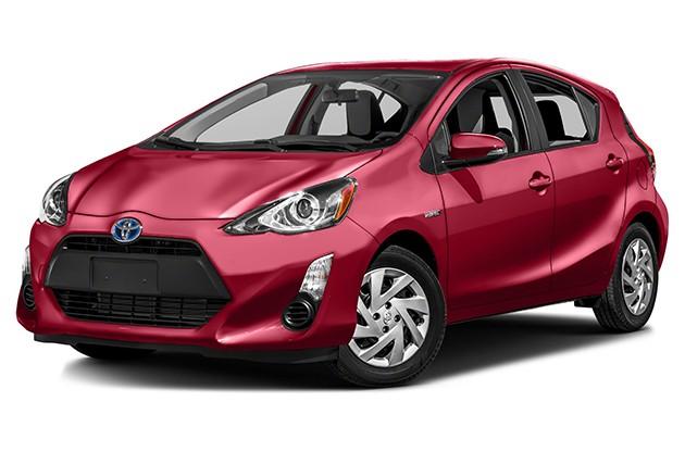日本2015年十大畅销车款,Toyota Prius C继续蝉联榜首!