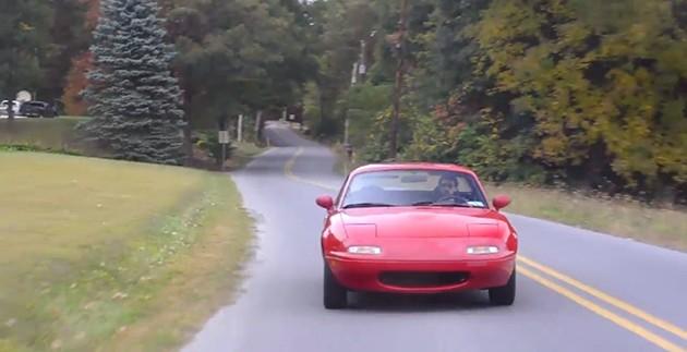 完全大和魂!Mazda MX-5 NA车型回顾!