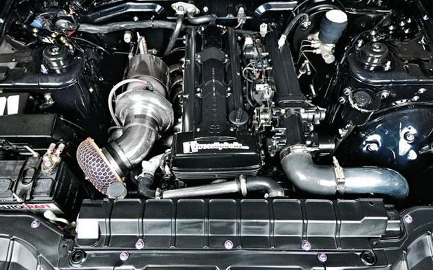 经典引擎回顾:牛魔王Supra的心脏2JZ-GTE!