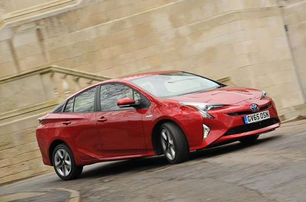 Toyota Hybrid车型全球累计销量突破百万辆!