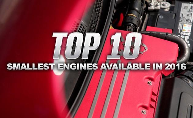 海外媒体评选10大最佳小排气量引擎!