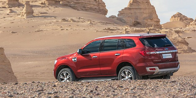 Ford Everest即将登陆我国市场!2.2L版本开价RM 198,888!