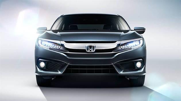 第十代Honda Civic将在6月9日正式登场!
