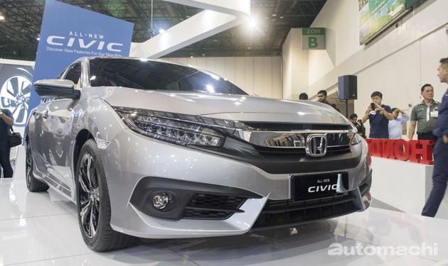 Honda Civic FC马来西亚首秀!