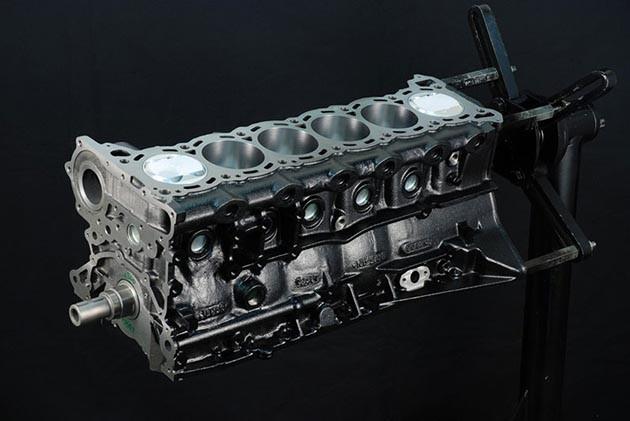 血洗欧系车厂的引擎!Nissan RB26DETT,R32的最强搭档!