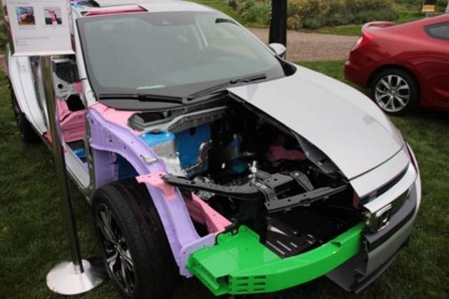 硬就是好?深度剖析汽车安全结构!