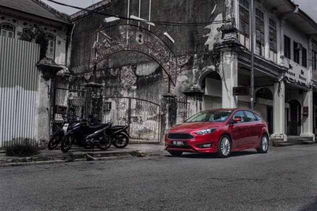 Ford Focus 1.5 Ecoboost,以安全和性能至上!