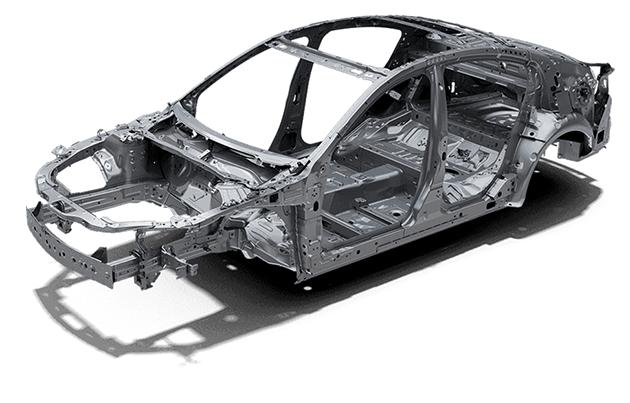 轻量化且坚固!Mazda Skyactiv-Body技术分析!