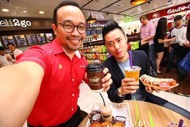 马来西亚蚬壳和Loob控股联手推出顶级餐饮品牌