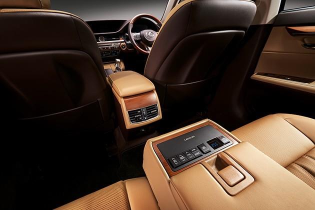 Lexus Malaysia正式发布限量版ES250!