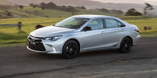 特别版现身!澳洲Toyota Camry RZ限量1,100辆!