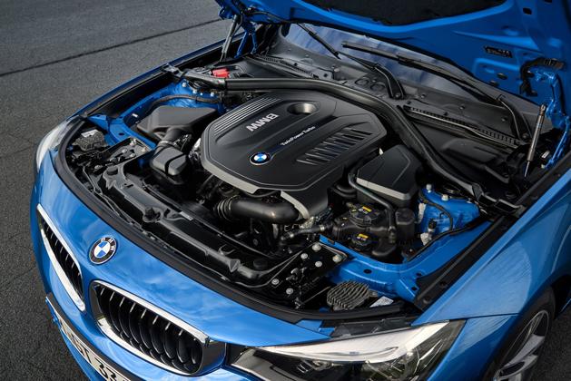 BMW 3 Series小改款即将现身!