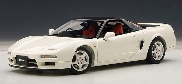 东瀛法拉利!第一代Honda NSX历史回顾!