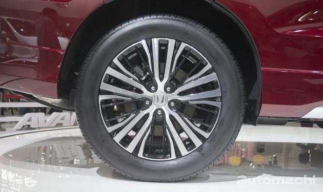 最大马力272 ps!Honda Avancier细节正式公开!