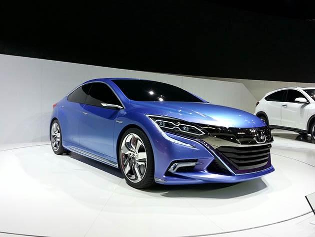 Honda Concept B量产版现身!Glenia申报图曝光!