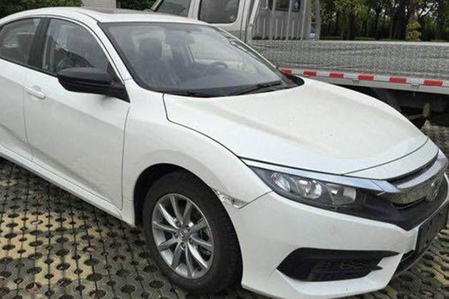 1.0 VTEC Turbo上身!Honda将在中国推出入门版Civic FC!